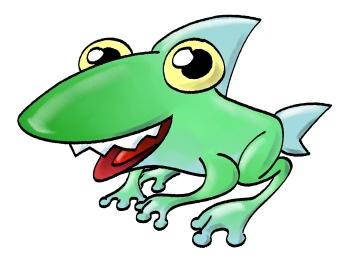 frog-shark