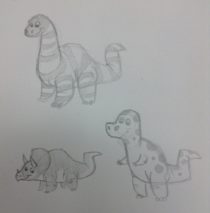 dinosaursDoodle