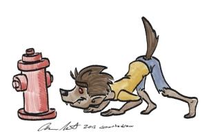werewolfSniff