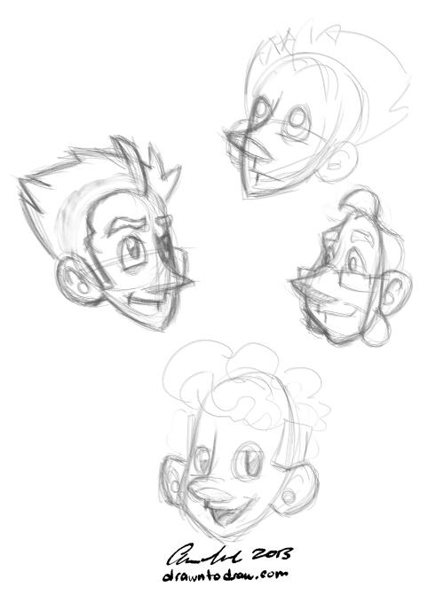 faces 004