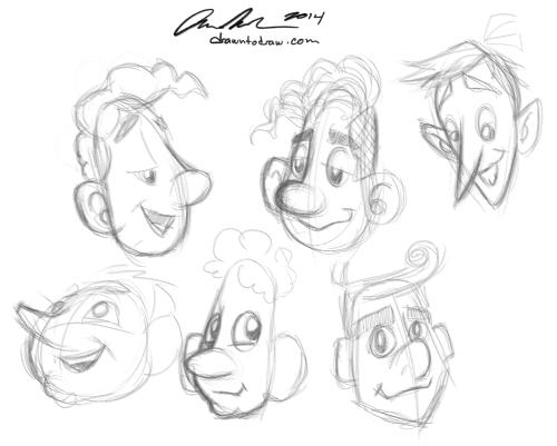 faces 001