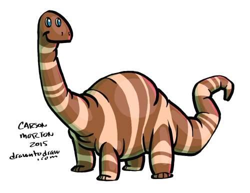 Dinosaur Bronto 001.1