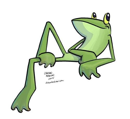 Frog 002-02