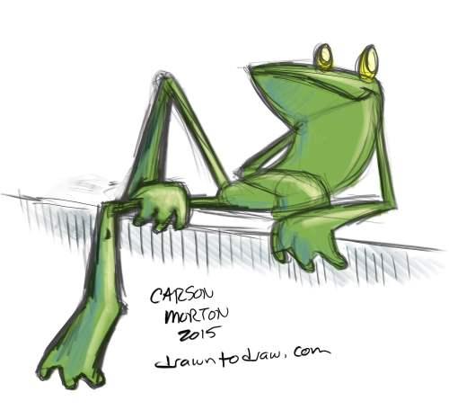 Frog 002