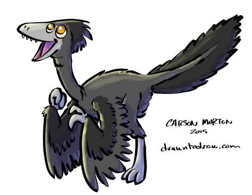 Dinosaur Archy 001.1